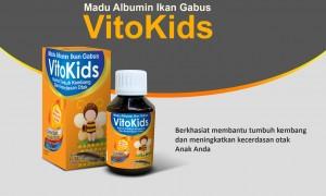 Madu albumin anak untuk tumbuh kembang kecerdasan anak